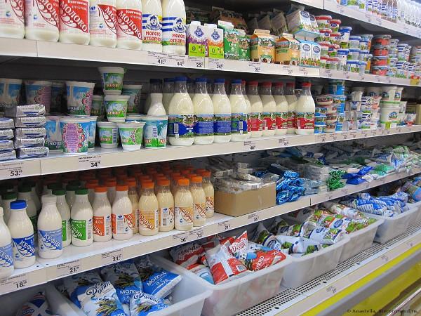Бизнес идея: торговля молочной продукцией оптом