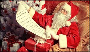 Бизнес идея: Письмо от Деда Мороза