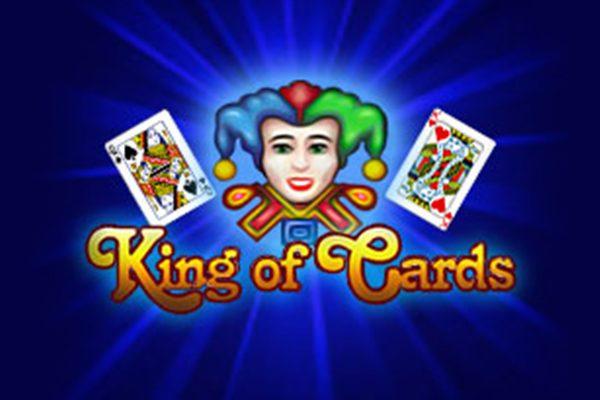 Игровой автомат King of Cards - богатство королей ждут вас в казино Вулкан