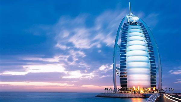 Инфраструктура Дубая