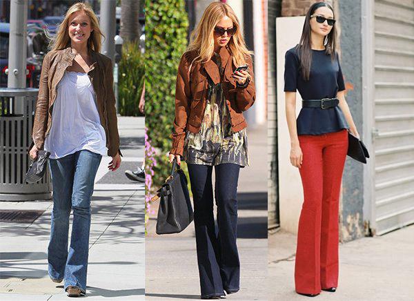 Женские брюки для лета