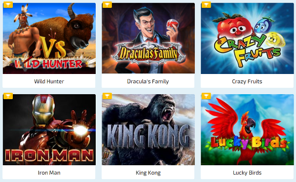 Преимущества интернет казино Вулкан 24 признали опытные азартные игроки